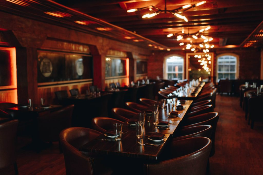Mulino Italian Kitchen & Bar Dining Room