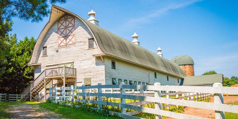 The Historic Wakefield Barn